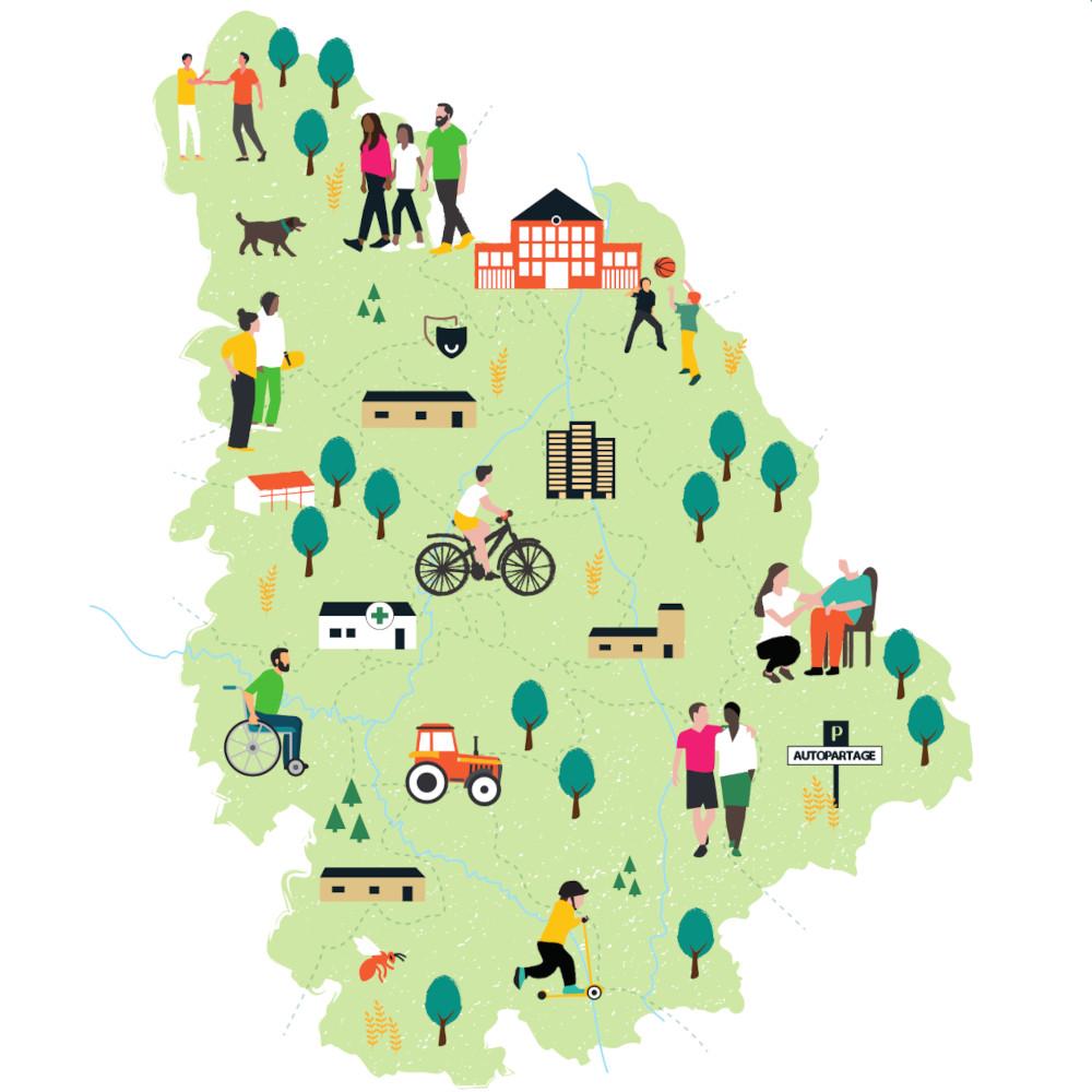 La Vienne écologique, solidaire et citoyenne